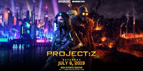 Project Z 2019 tickets