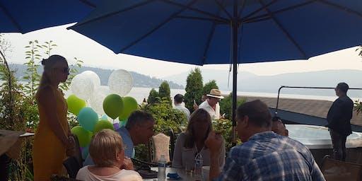 Amaxra Summer Party on Lake Sammamish