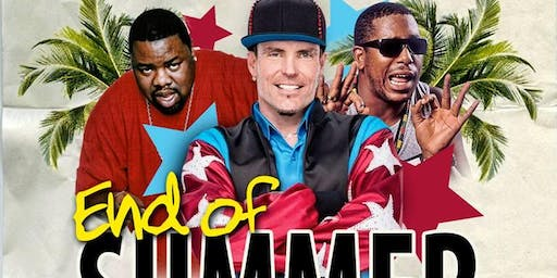 End of the Summer Jam Featuring Vanilla Ice