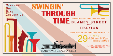 Swingin' Through Time tickets