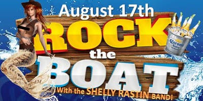 ROCK THE BOAT with The Shelly Rastin Band!