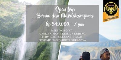 Open Trip Bromo & Air Terjun Madakaripura