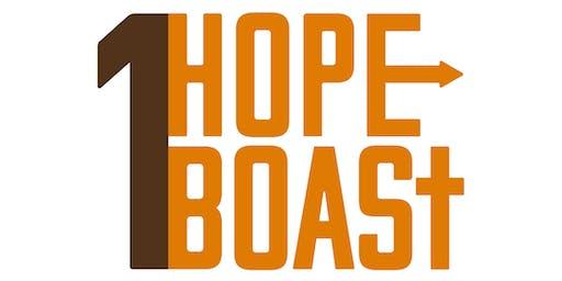 2019 1HOPE1BOAST Conference