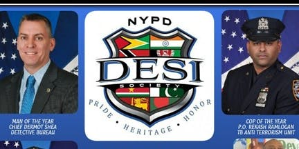 Desi Society 12th Annual Scholarship & Awards Dinner Dance