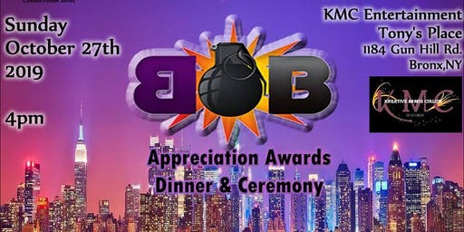Bomb Baby Unlimited Appreciation Awards Ceremony and Dinner