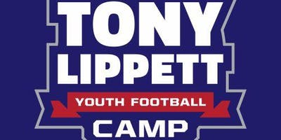 Tony Lippett Youth Football Camp