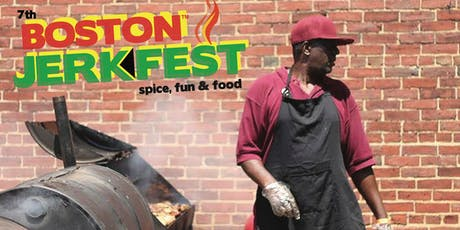 7th Boston JerkFest and Wine & Brew Tasting- Caribbean Foodie Festival tickets