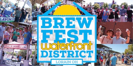 BrewFest Waterfront District tickets