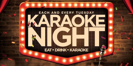 Karaoke Tuesday tickets