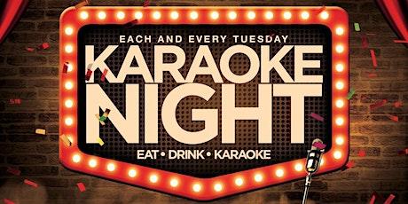 Karaoke Tuesday tickets