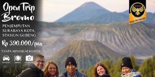 Open Trip Bromo Penjemputan Surabaya