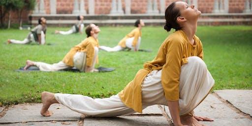Surya Kriya: Fire Up the Sun Within (Isha Hatha Yoga) in Louisville, KY