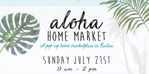 Aloha Home Market - Endless Summer Market!