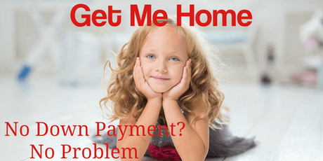 Online Seminar- How to purchase a home with No money Down tickets