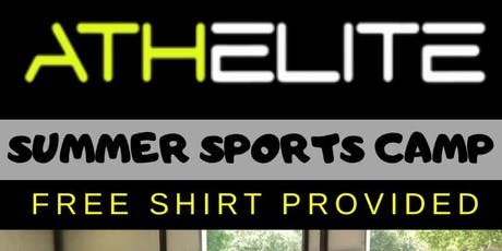 ATHELITE Summer Sports Camp tickets