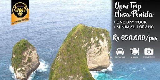 Open Trip Nusa Penida 1 Hari - One Day Tour