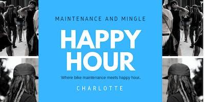 Happy Hour: Maintenance and Mingle CLT (September)