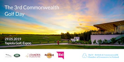 The 3rd Commonwealth Golf Day
