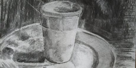 BEGINNERS DRAWING EVENT Bruce Castle Museum 'Old Kitchen' tickets