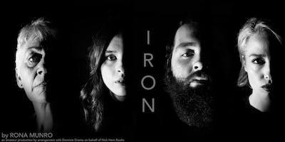 INTER/OUTER SEASON 1 - Iron by Rona Munro