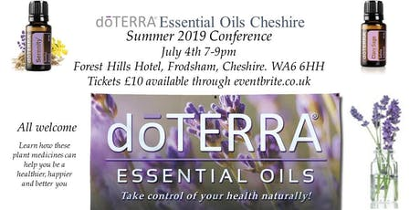 doTERRA Essential Oils Cheshire Summer Conference tickets