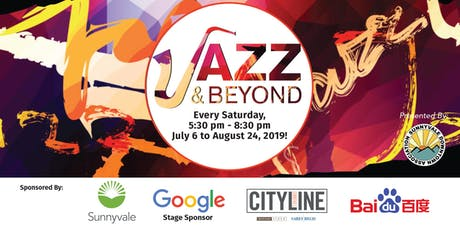 Sunnyvale Jazz & Beyond 2019 tickets