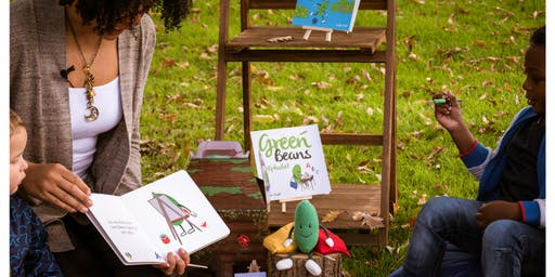 Green Bean & Freinds - Middlewich Library