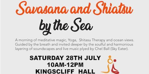 Savasana & Shiatsu by the Sea
