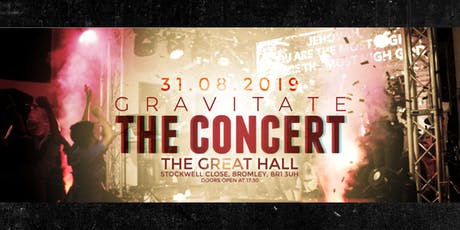 Gravitate: The Concert 2019 tickets