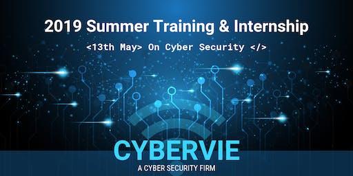 2019 Cyber Security Summer Training & Internship