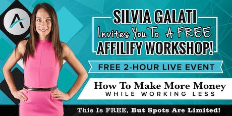 SYDNEY - FREE LIVE EVENT- How to Do Affiliate Marketing And Start A Business Without Any Website. tickets