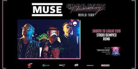 Eventi in Bus - MUSE - Roma - Stadio Olimpico biglietti