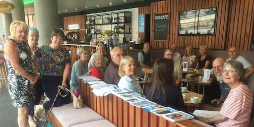 Drop-In Parkinson's Cafe: (Edinburgh Parkinson's)