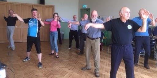 Tai Chi for Parkinson's Summer 2019