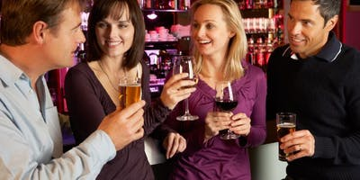 21 to 50 Social Mix & Mingle- Meet ladies and gentlemen (Free Drink/Hosted)