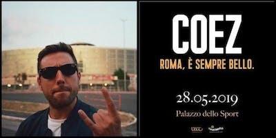 Eventi in Bus - COEZ - Roma Palazzo dello Sport