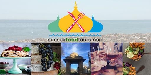 Sussex Brighton VEGETARIAN Tours