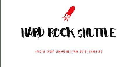 Shuttle to Hard Rock Stadium - Philadelphia Eagles vs Miami Dolphins (Downtown Miami to Stadium) entradas