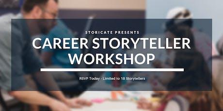 Career Storyteller Workshop by Storicate tickets