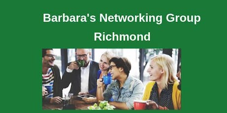 Barbara's Networking Group Richmond tickets