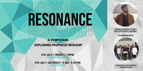 RESONANCE - A Symposium Exploring Prophetic Worship tickets