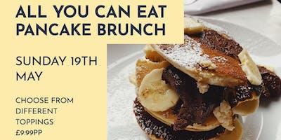 Bottomless pancake brunch Sunday 19th May
