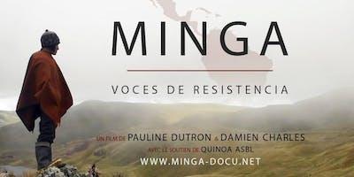 MINGA : Voix de Résistance (Long Métrage/Débat)