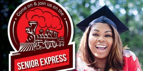 Senior Express: Get on Board for College!  Parent/Student Session. June 29 tickets