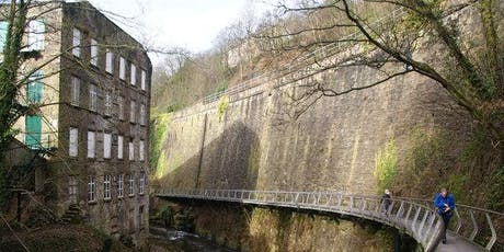 Walk: Torr Vale Mill, The Millennium Walkway & New Mills Conservation Area tickets