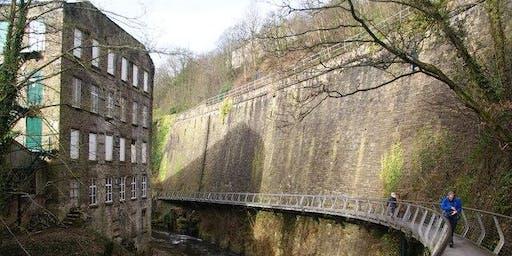 Walk: Torr Vale Mill, The Millennium Walkway & New Mills Conservation Area