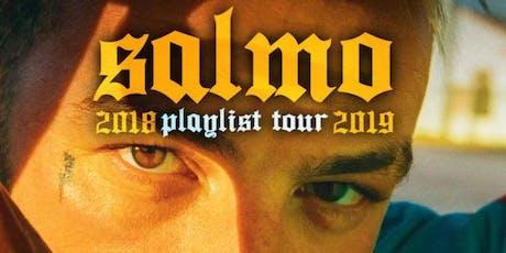 Eventi in Bus - SALMO - Rock in Roma biglietti