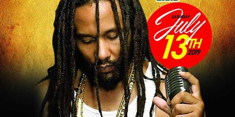 Ky-Mani Marley and the Konfrontation Band Live in Houston Texas tickets