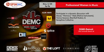 DEMC 2019: Day 2 (of 7)-Hosted by SPIN INC.