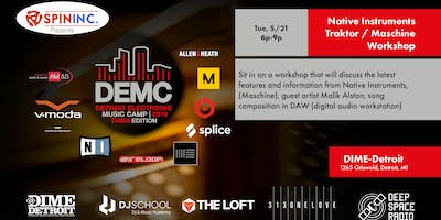 DEMC 2019: Day 3 (of 7)-Hosted by SPIN INC